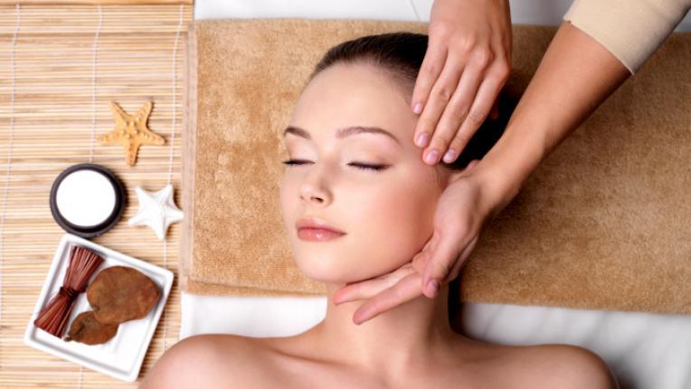 шия врат масаж