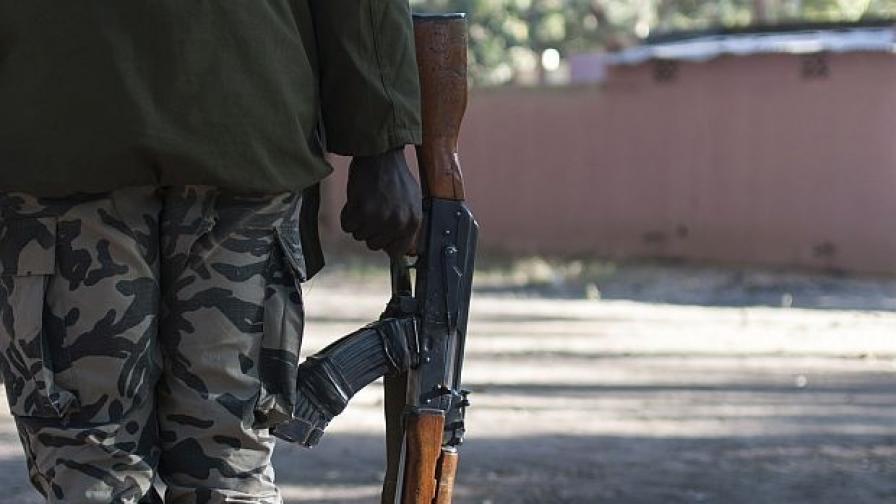 7-годишно момиче взриви полицейски участък в Дамаск