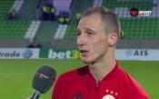 Недялков: Мачовете срещу големите отбори са за самочувствие