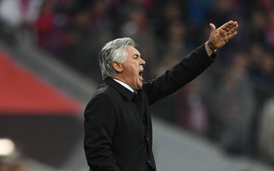 Анчелоти: Байерн заслужаваше победата, но във футбола е така