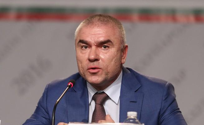 Пресконференция на Веселин Марешки и Петър Петров