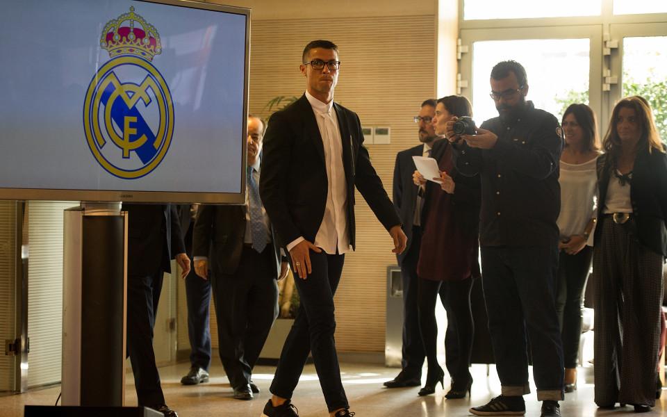 Роналдо парафира с Реал и каза: Няма да спирам до 41