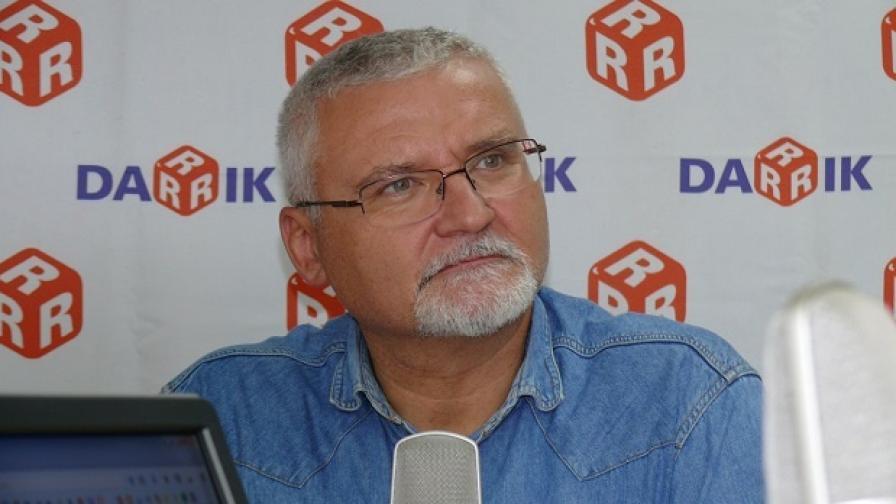 Освободиха Минчо Спасов, задържан заради спирането на метрото
