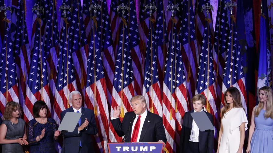 Какво успокои пазарите след Тръмп