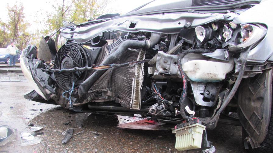 Евростат: България е с най-смъртоносните пътища