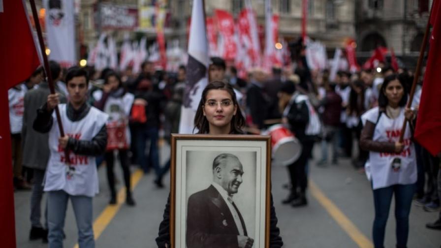 Как Ататюрк отново обедини турския народ