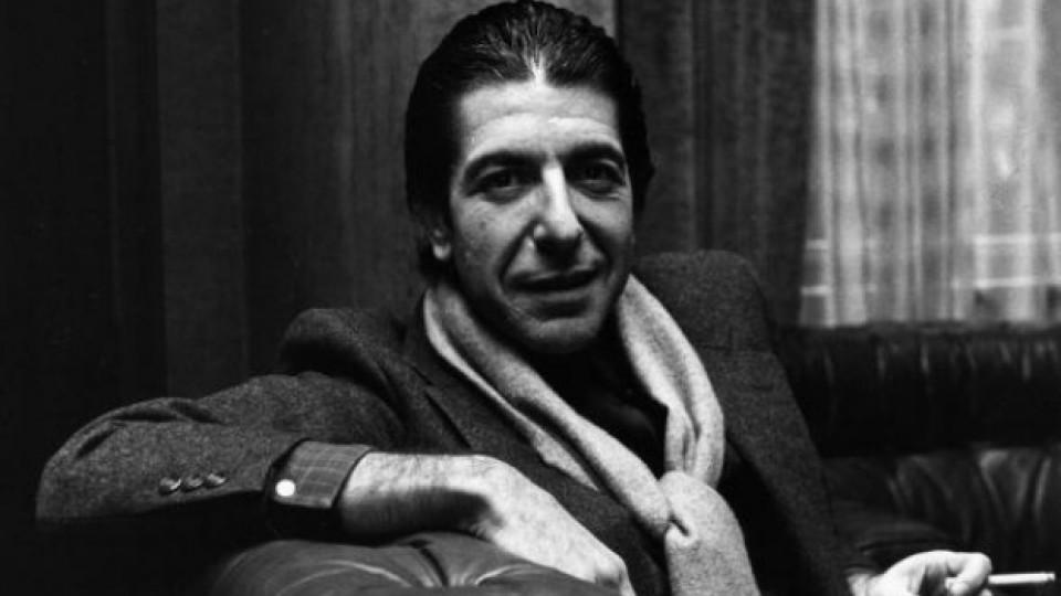 Днес великият поет и музикант Ленард Коен щеше да навърши 83!