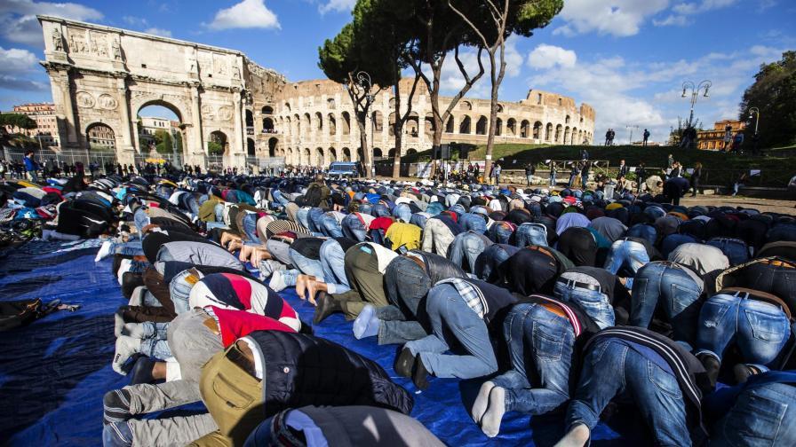 Колко всъщност са мюсюлманите в Европа