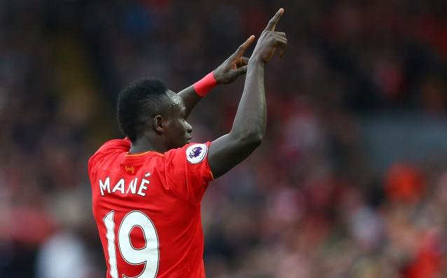 Садио Мане от Ливърпул е в полезрението на Барселона, съобщават