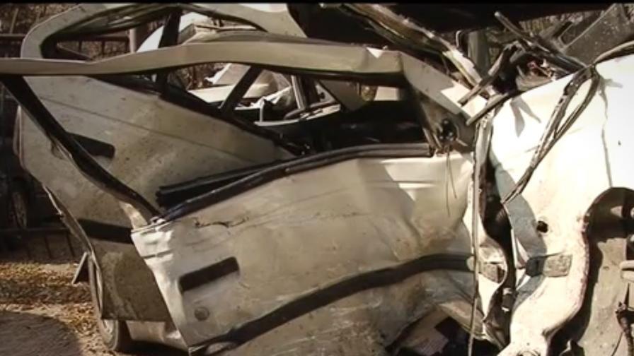 Млад мъж уби семейство в автомобилна катастрофа