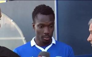 Амаду Сукуна: Ако съм играл с ръка при гола, се извинявам