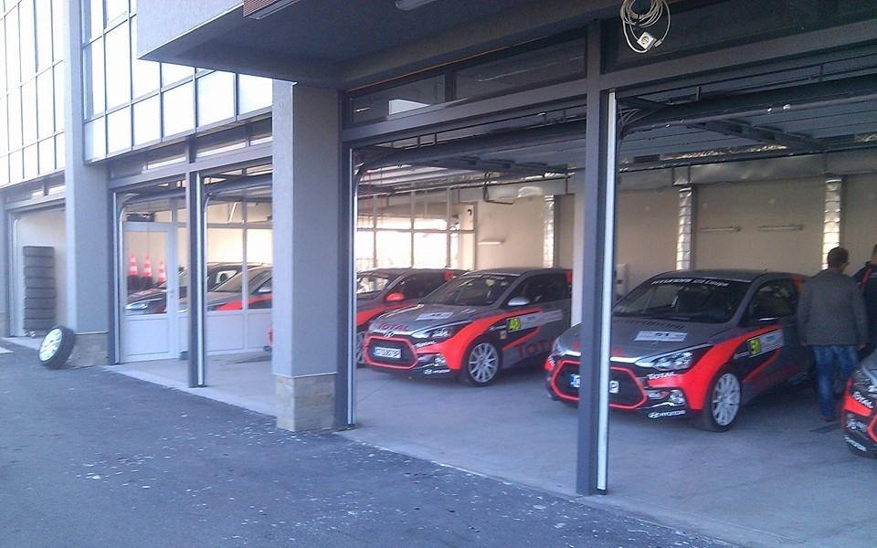 Откриване на Motorsport Academy на писта