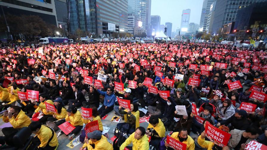 Това е тайната на успешните антиправителствени протести