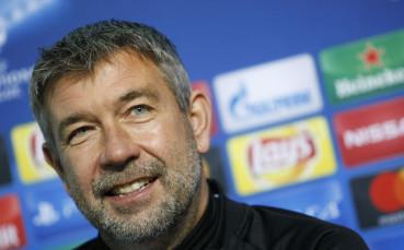 Треньорът на Базел: 0:0 не ни устройва, излизаме за победа