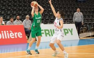 Баскетболистките завършиха евроквалификациите с победа