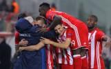 Олимпиакос отказа Партизан, Вардар бие с гол на Балотели