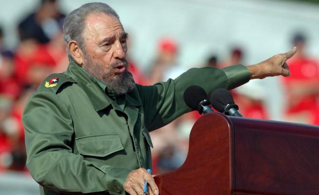 Ел Команданте Фидел Кастро почина