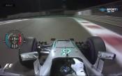 Най-бързата обиколка на Хамилтън в квалификацията за Гран При на Абу Даби