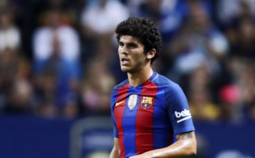 Бъдещето на халф в Барселона се решава през декември