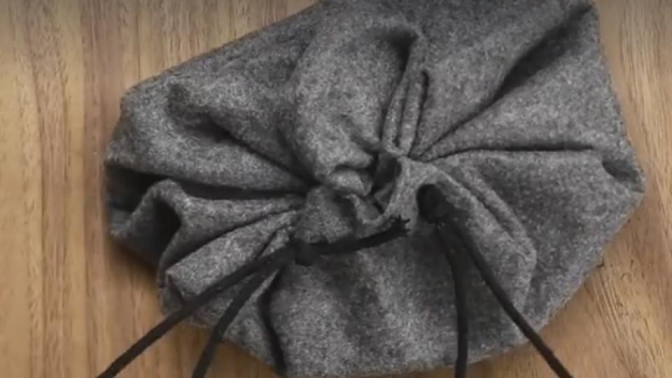 Как да си направим джобче за джунджурийки