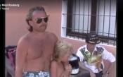 Розберг благодари на родителите си с прочувствено видео