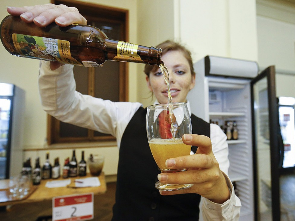 - Културата за пиене на бира в Белгия беше включена в списъка на нематериалното културно наследство на организацията на ООН по въпросите на...