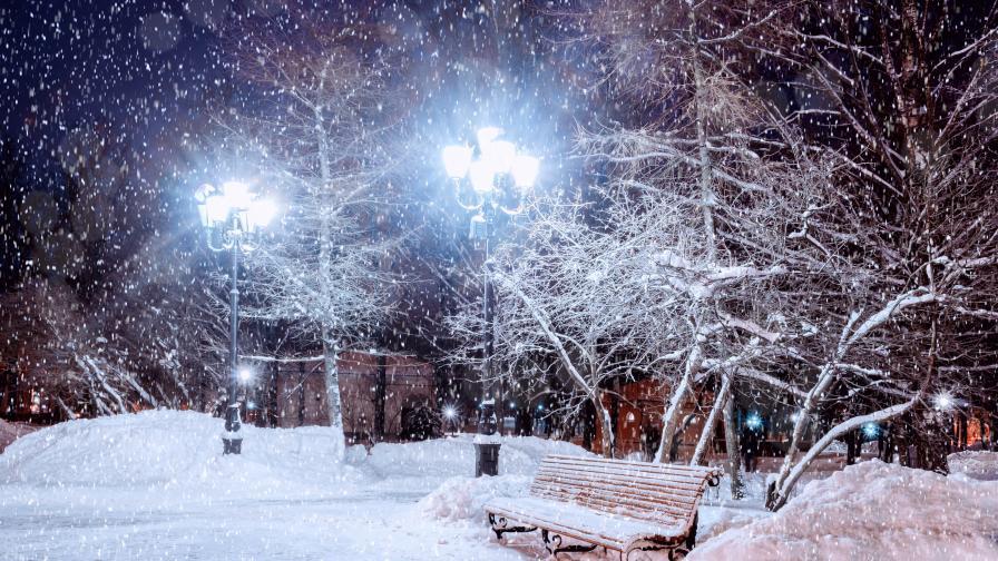 Първият сняг идва много скоро