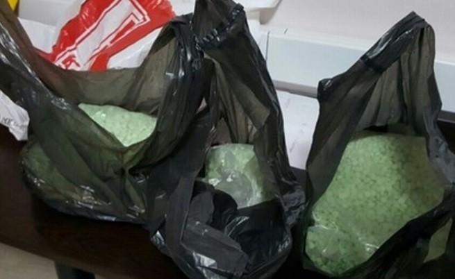 За ден иззеха рекордно количество хероин и екстази