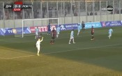 Дунав - Локомотив ГО 1:0 /репортаж/