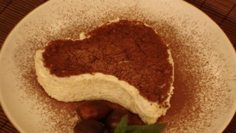 мус маскарпоне десерт крем кестени