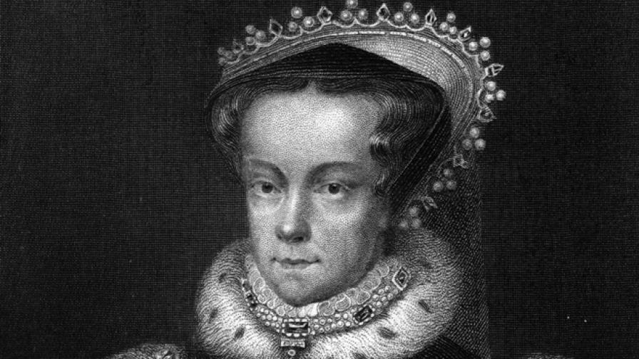 Тъжната история на жената в огледалото - Кървавата Мери