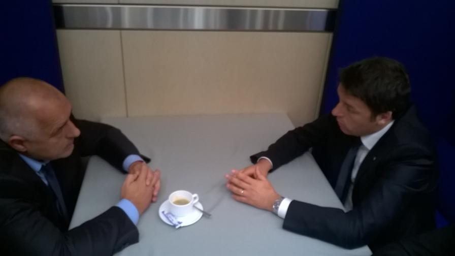 Прилики в политическата криза в Италия и България
