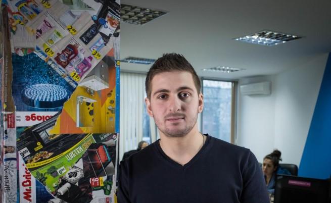 Валентин Станков, партньор в Prospecto Group