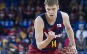Александър Везенков: Щастлив съм в Барселона и искам да остана