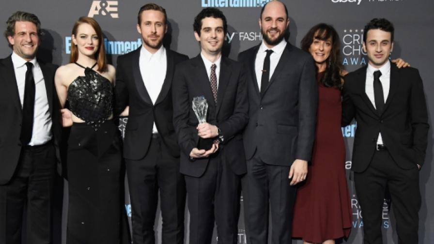 Критиците избраха най-добрия филм за 2016 г.