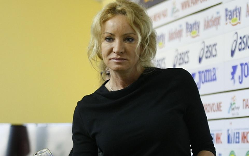 Мария Гроздева ще открие спортен празник