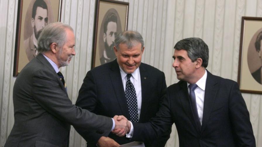 Реформаторите приеха мандата, подават ръка на ГЕРБ