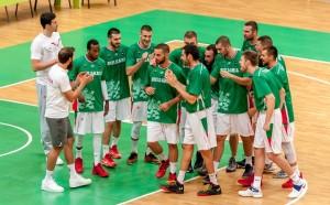 Ясна е програмата на баскетболистите в световните квалификации