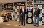 Шефът на ФИМ ще уважи най-добрите мотористи на Балканите