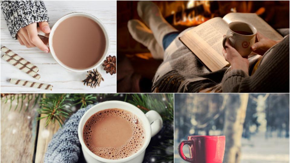 Най-любимите зимни горещи напитки, които всички обичаме...