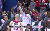 Вашингтон се справи със съпротивата на Клипърс в НБА