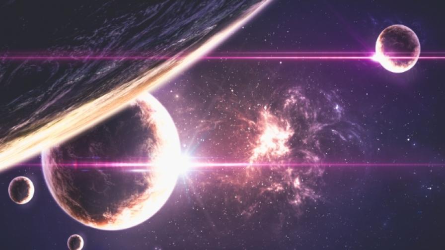 Телескоп ще погледне 13.7 млрд. години назад в миналото