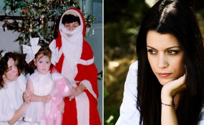 Прекрасната Ралица Паскалева е красива дама днес и невероятно сладко дете като мъничка