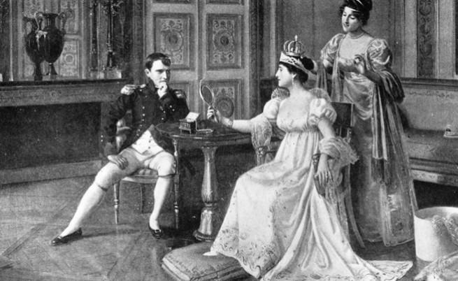 Исторически двойки - сватби, раздели, любов и омраза
