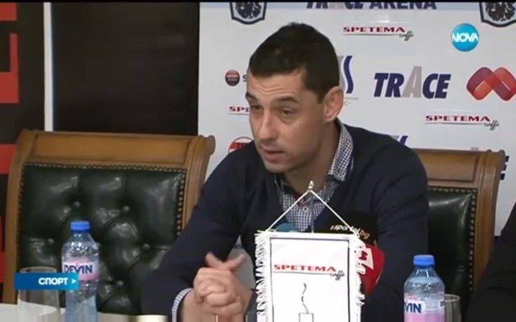 Томаш: Чувствах се като