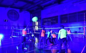 Нощен волейбол за първи път в София