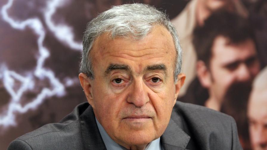 Почина проф. Кръстьо Петков