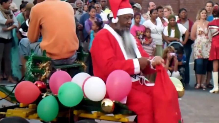 Как се празнува Коледа в Африка