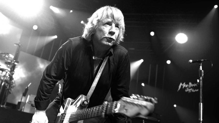 Почина легендарният рок певец Рик Парфит
