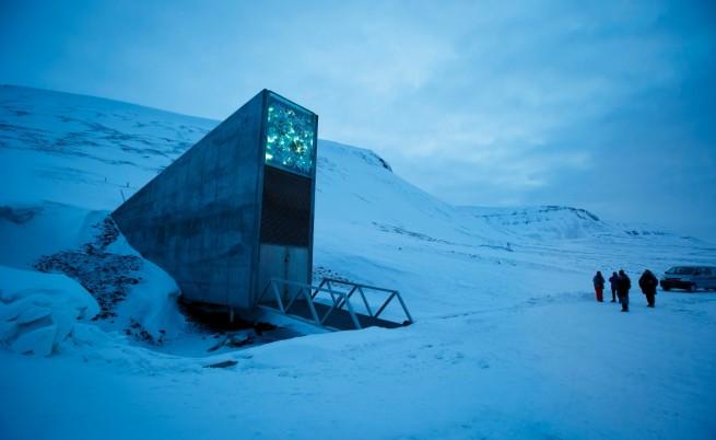 Най-секретните места на света (снимки)